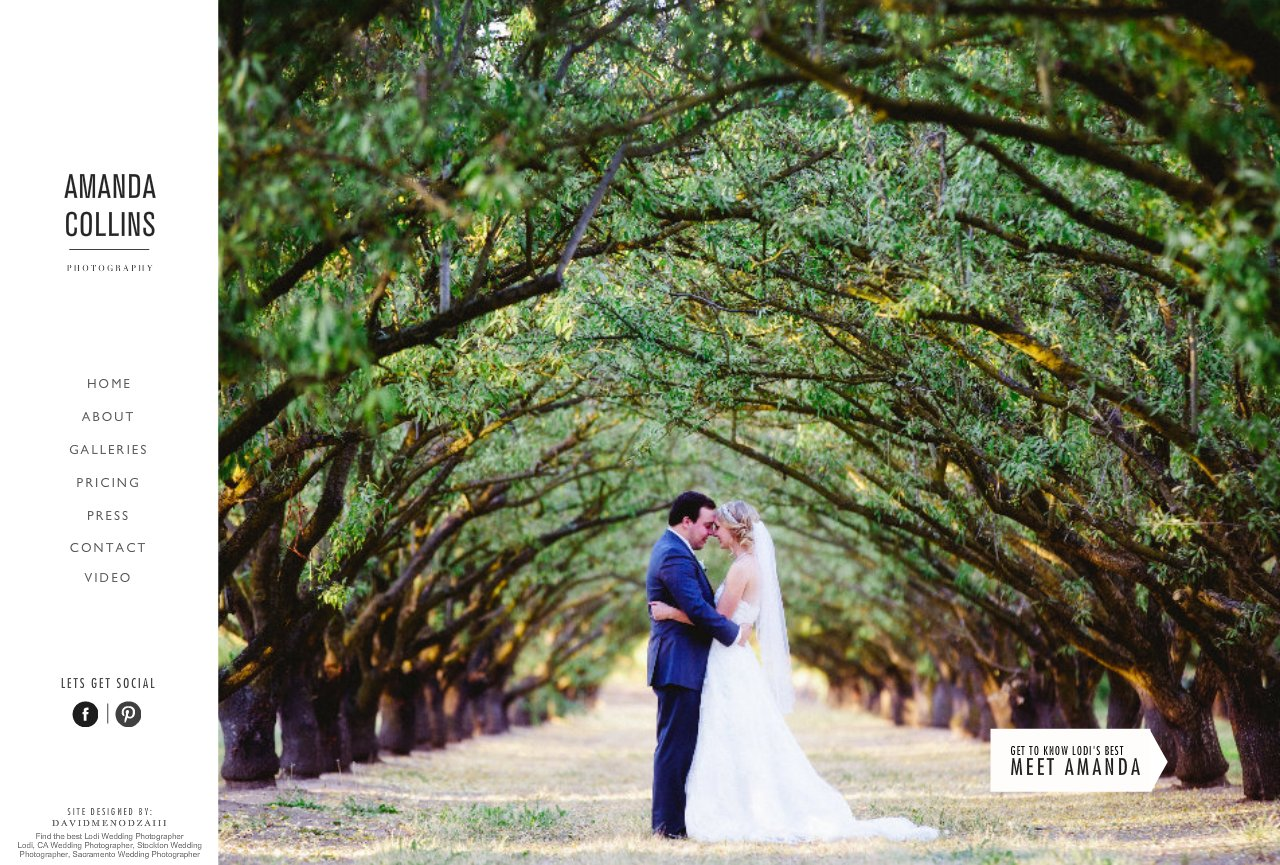 Welcome | Wedding Photographer in Lodi