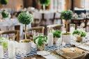 Morgan Manufacturing Wedding Tablescape