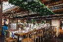 Morgan Manufacturing Wedding Suspended Floral Arrangement