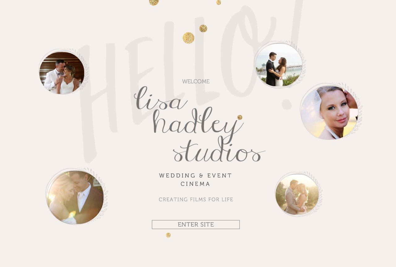Orange County Wedding Videography - Lisa Hadley Studios