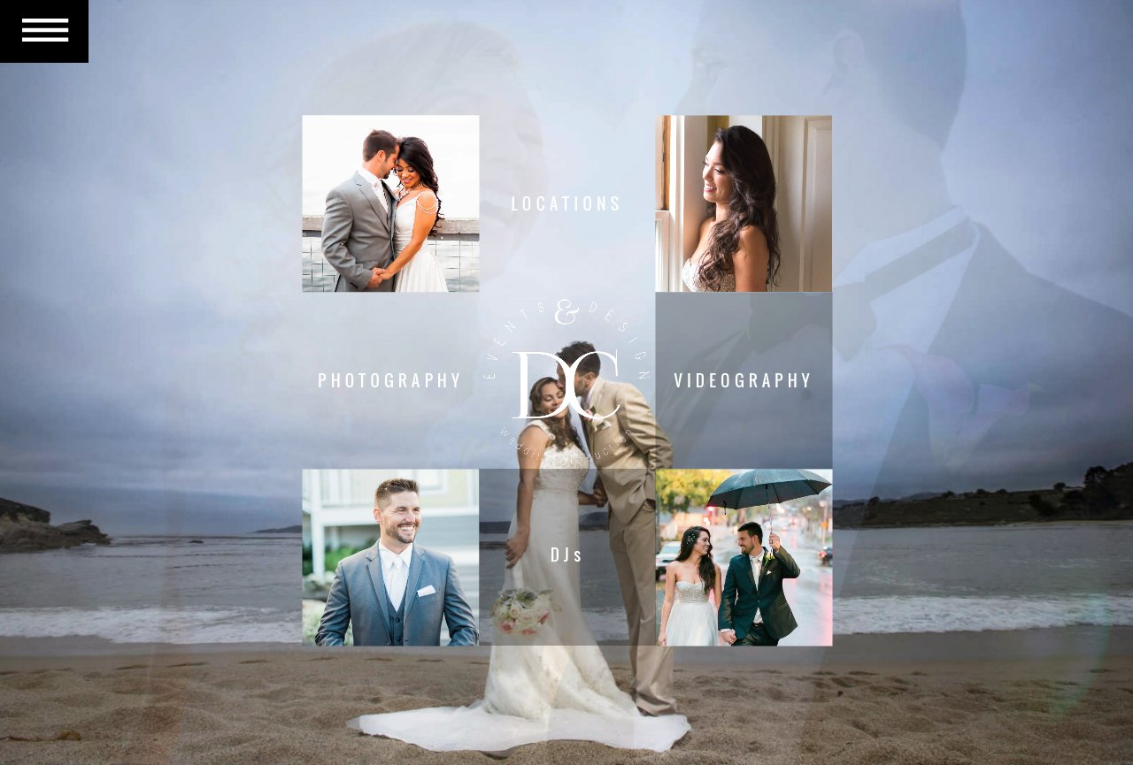 A Monterey and Carmel Wedding & Event Production Company