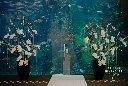 Wedding floral design Seattle Aquarium