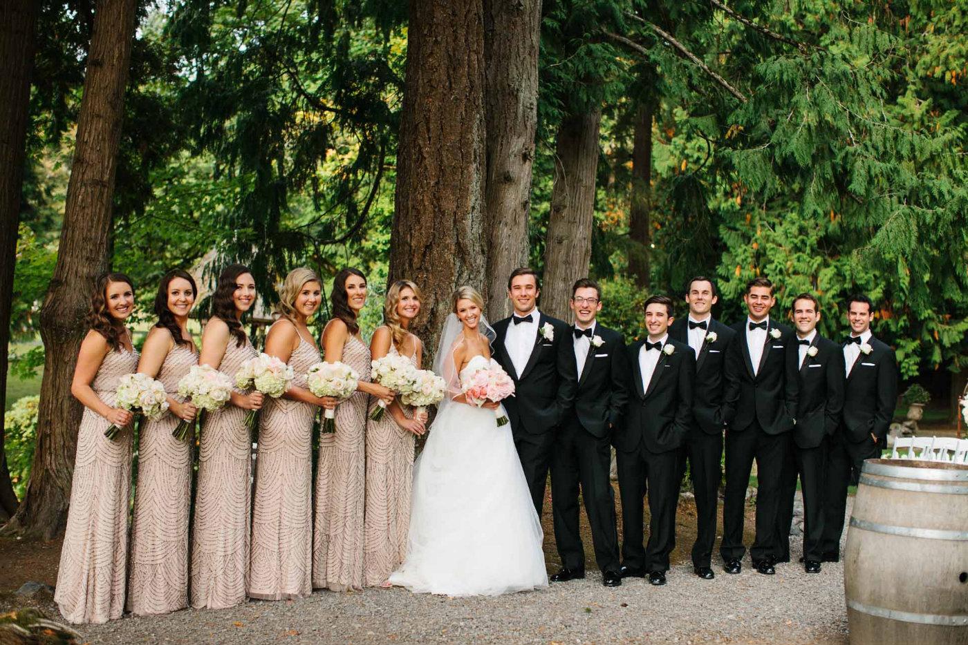 Fl Design For Delille Cellars Wedding By Flora Nova And Event