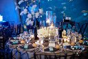 Wedding floral design Seattle Aquarium