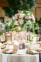 Wedding floral design Fairmont Olympic Hotel Seattle