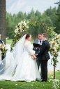 Wedding floral design Suncadia Resort