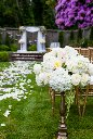 Wedding floral design Admiral's House Seattle