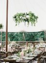 Wedding floral design private residence Seattle