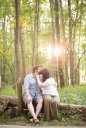 Reid and Brittany Photography, Pinnacle Mountain Little Rock