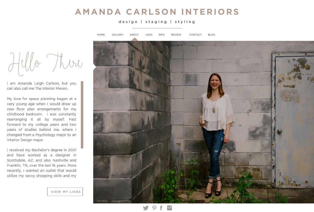 Amanda Carlson Interiors