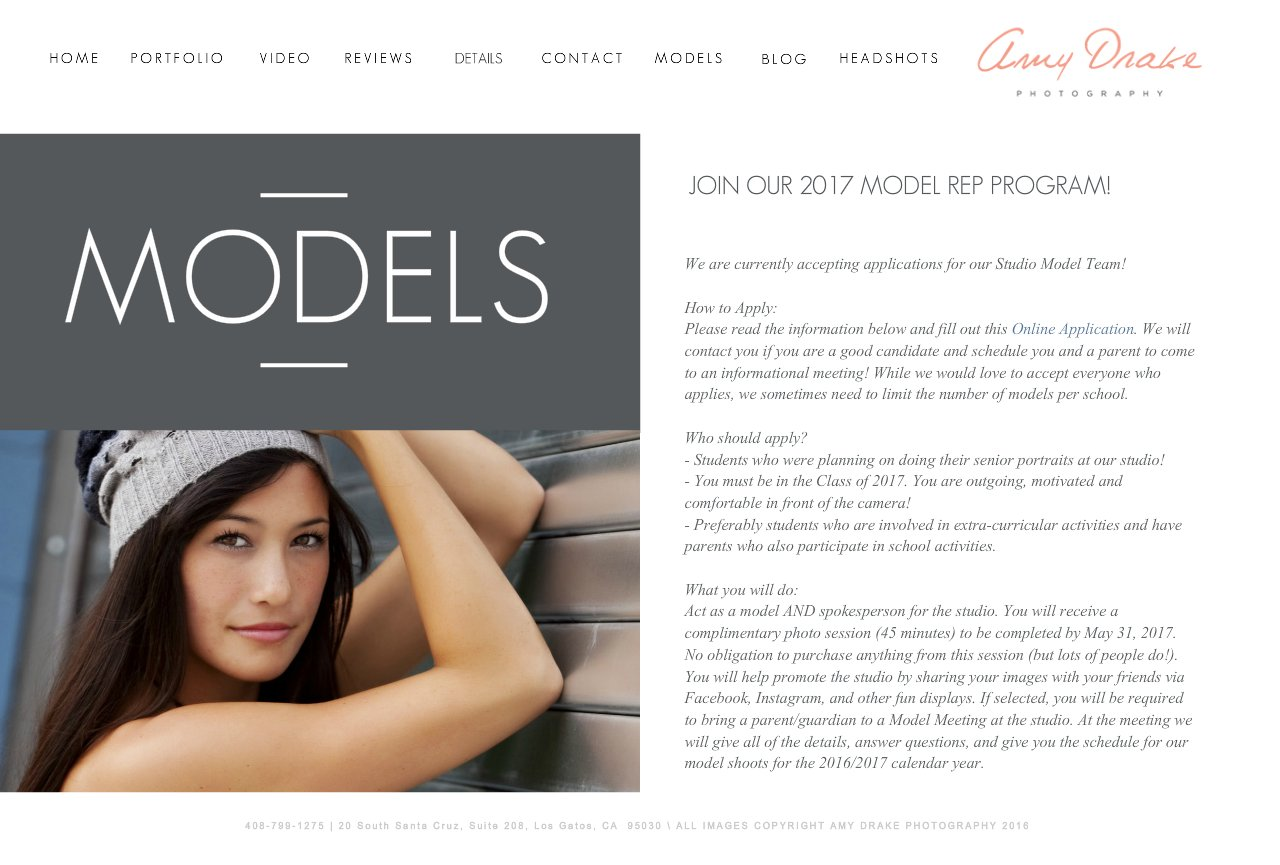 Model How To Become A